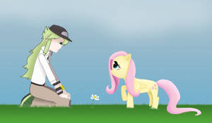 N and Fluttershy Final