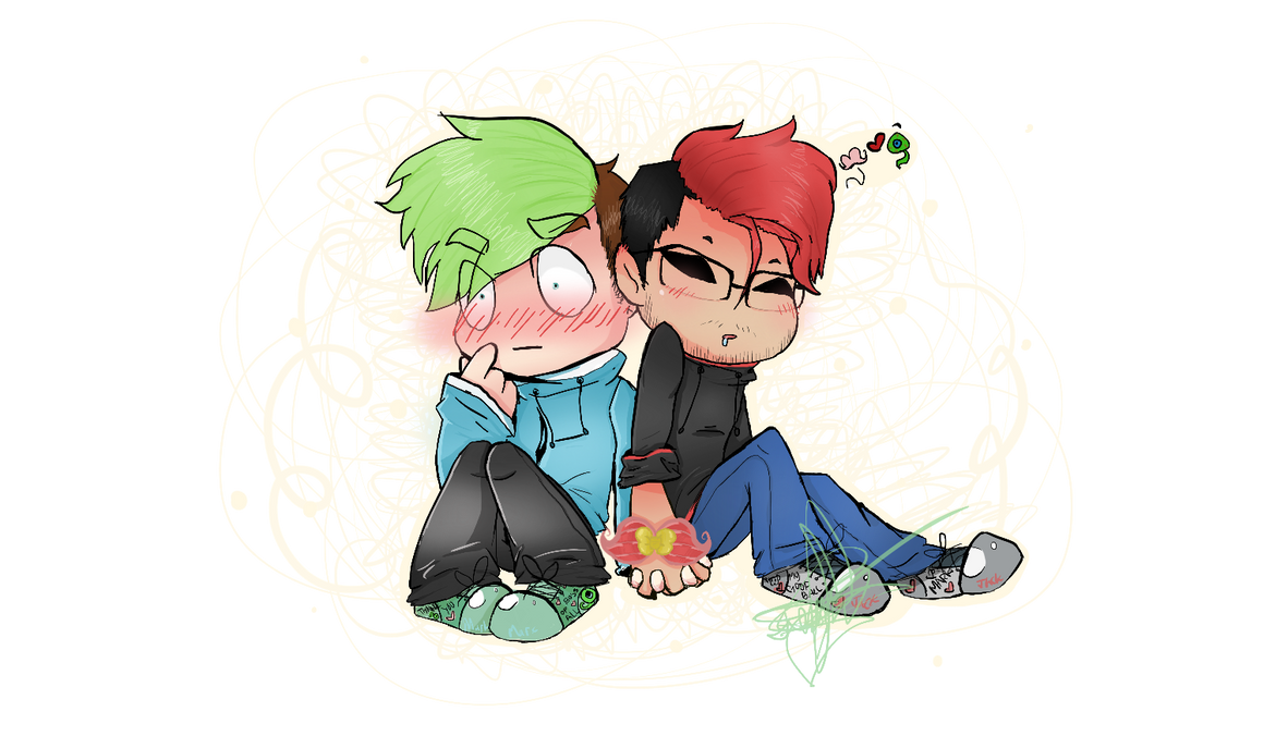 Septiplier Speedpaint By Rujenable On Deviantart