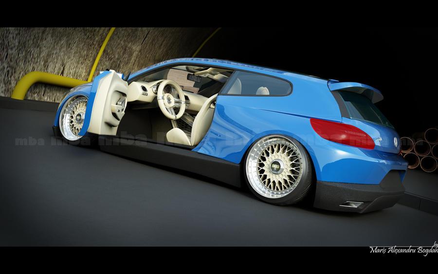 BBS VW