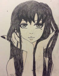 Tomie by dacringeyfangirl