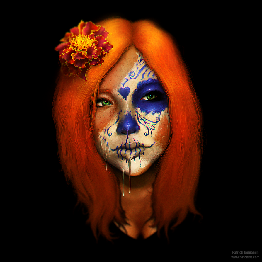 Day of The Dead by Tetchist
