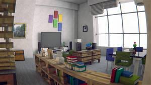 Minecraft Apartment (Alternative View 2)