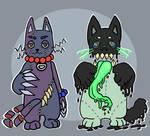 Cat Adopt :1/2 OPEN: by Mizukiowo