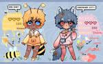 Choose Your Character :OPEN: by Mizukiowo