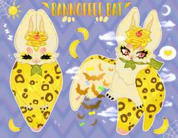 Bannoffee Bat Adopt! :OPEN: by Nekomajoo