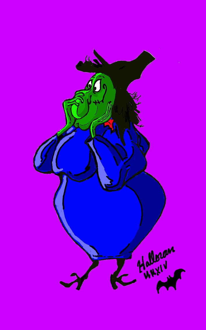 Witch Hazel Loony Tunes by Badboych