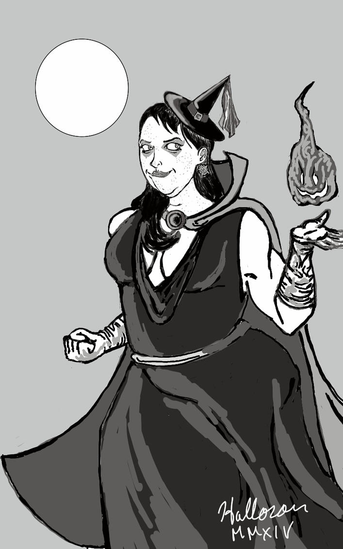 Witchcraft by Badboych