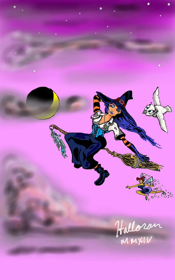 Halloween Ride by Badboych