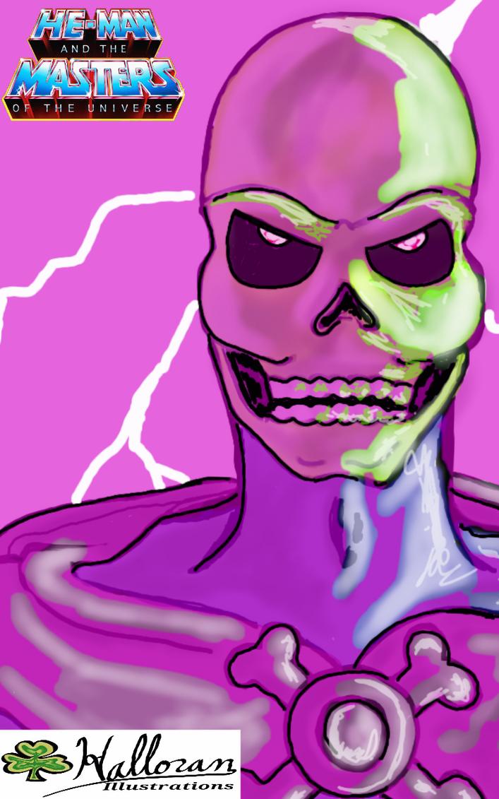 Skeletor by Badboych