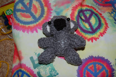 Crochet Koala by Jessica-Pot