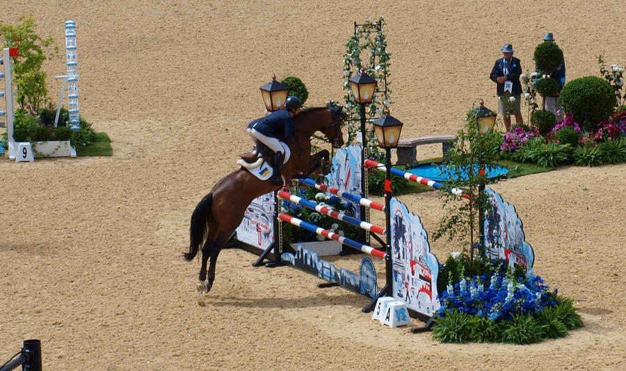 Olympics show-jumping 15 by TheManateePhotos