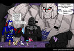 Hasbro Villains with ponies