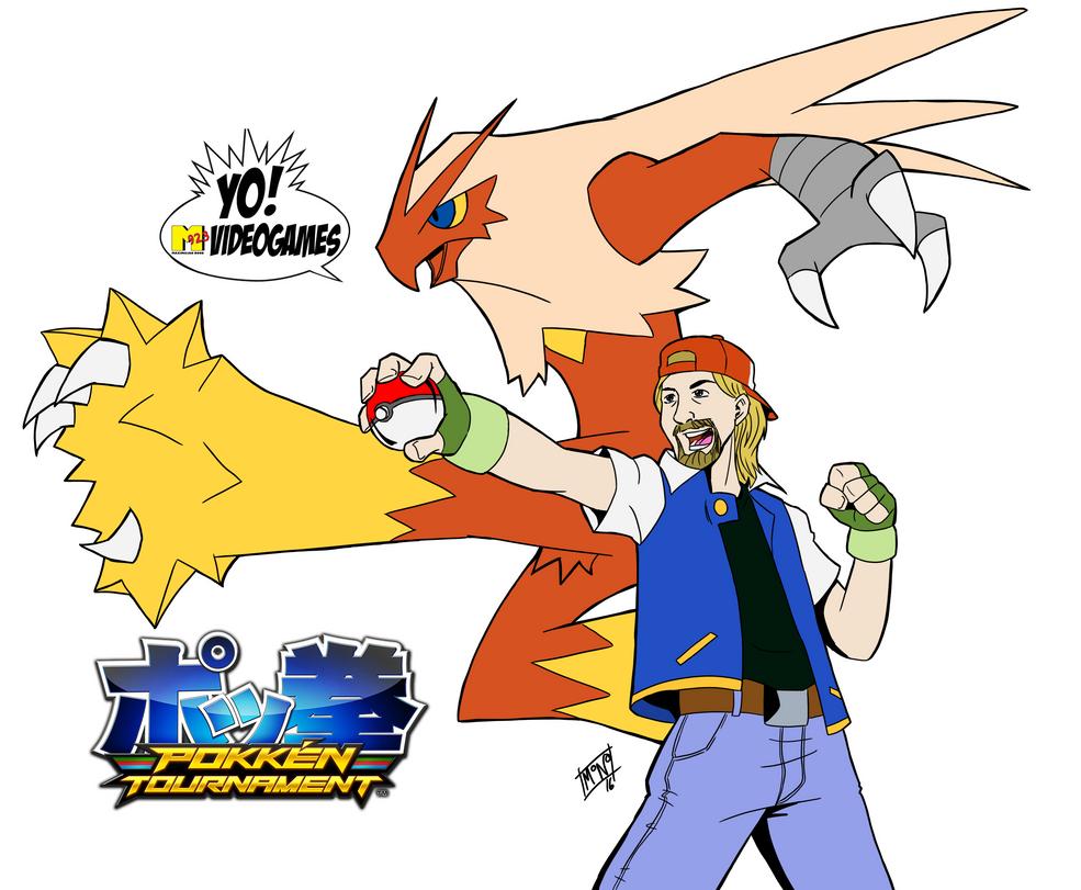 Yo Videogames - Pokken Tournament by Mono-Phos