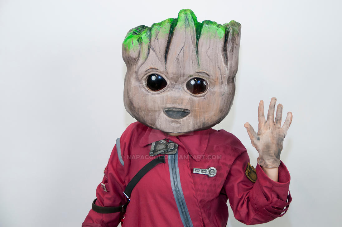 I am Groot by napacool