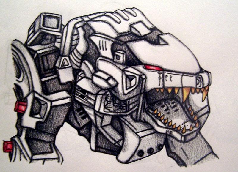 Liger Zero by DarkWolvesFaith ...