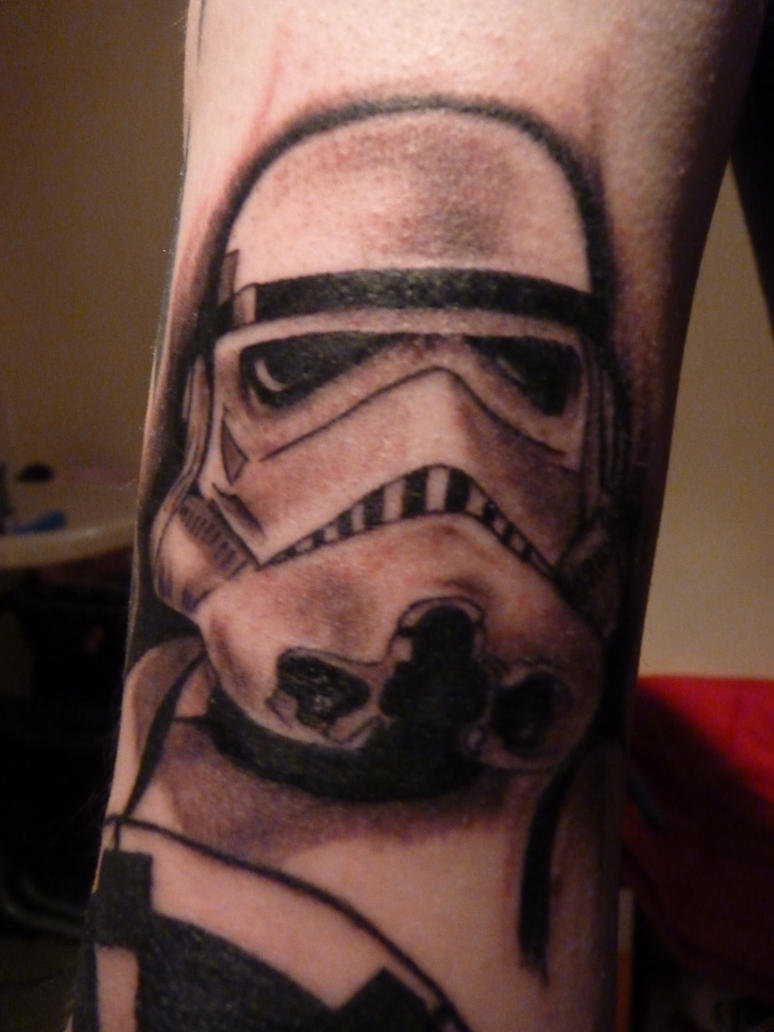 star wars sleeve stormtrooper by phil616 on deviantart. Black Bedroom Furniture Sets. Home Design Ideas