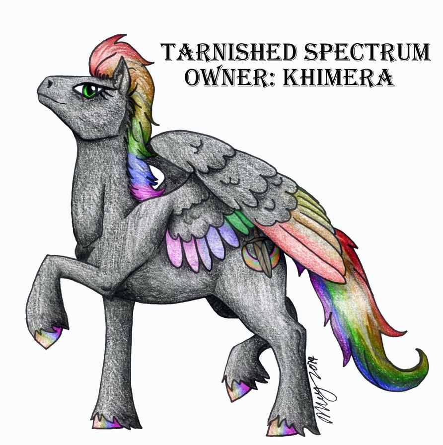 Tarnished Spectrum by Khimera