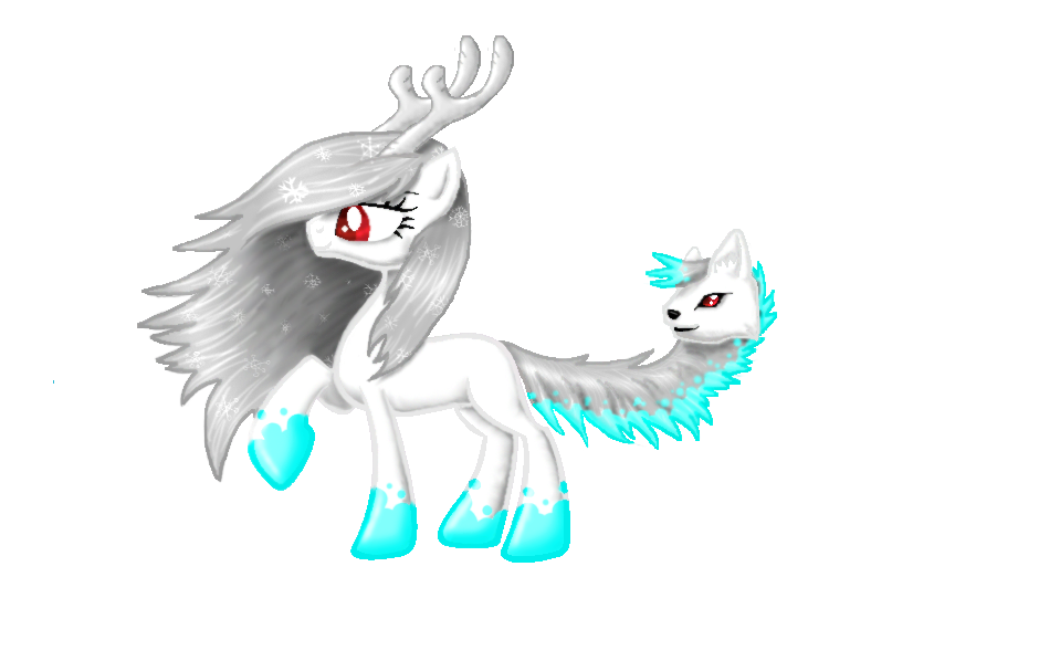 Wintergrasp and Minty by Khimera