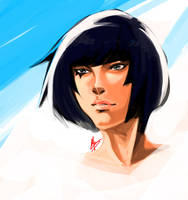 Speed Paint - Faith by charlestanart