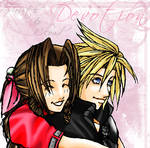 Aerith and Cloud