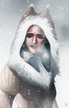 Winter Ahsoka