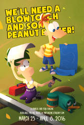 Phineas and Ferb Fanzine Pre-orders