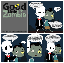 Good Little Zombie - Oh geez!