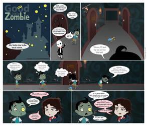 Good Little Zombie - Hello little Hades