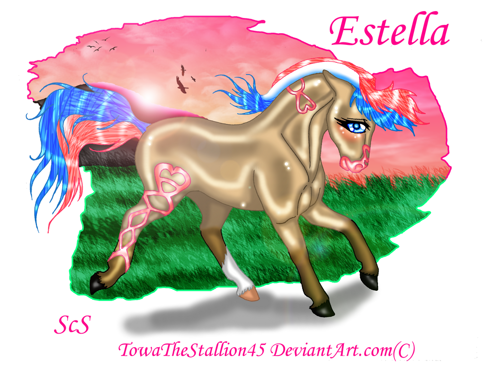 Estella Chibi dreams by TowaTheStallion45
