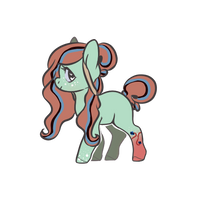 Pony Adoptable (OPEN) ~REDUCED PRICE~ by AgentGreystripe