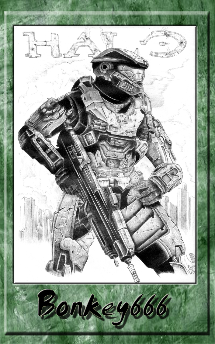 Halo reachish by bonkey-666
