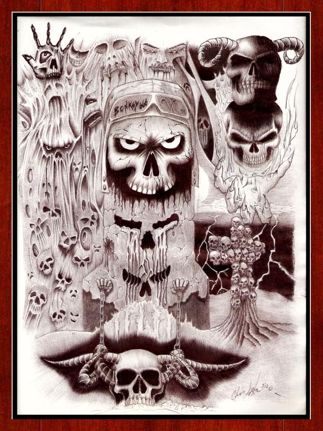 Skullies by bonkey-666