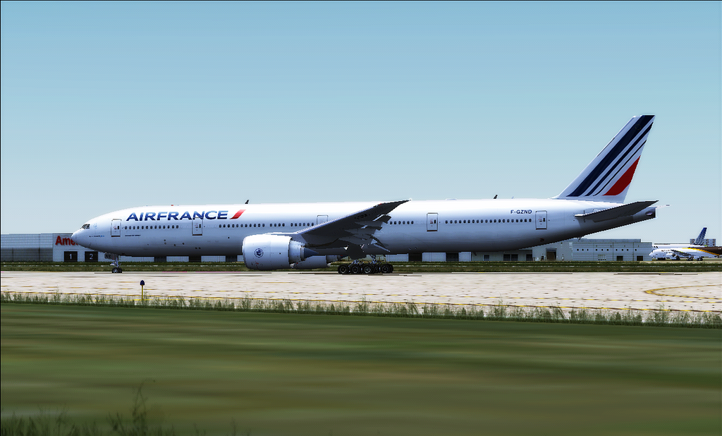 Air france boeing 777 300er by bigboeing on deviantart for Interieur boeing 777 300er air france
