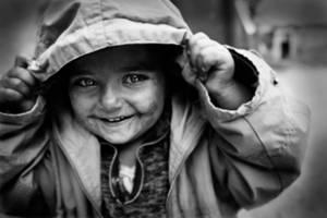 romany child happy by hannahsvanteson