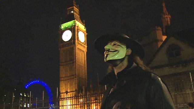 Guy Fawkes BBC by ferdster66