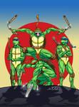 Ninja Turtles by CG-imagery