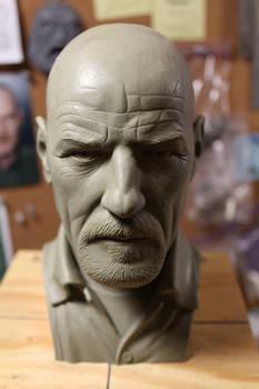 Heisenberg bust