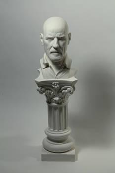 All Hail The King - Heisenberg bust