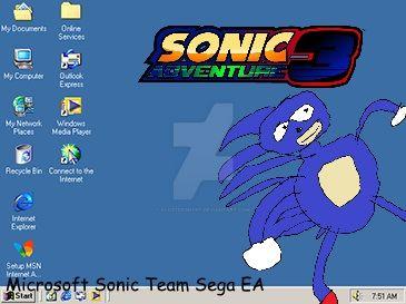 Sonic Adventure 3 Leak by FluttershyYT on DeviantArt