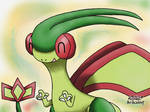 Flygon Fan Art