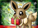Christmas Eevee