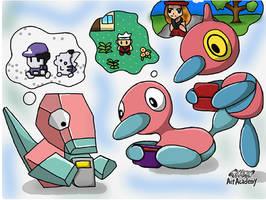 Pokemon Generations by 29steph5
