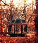 Autumn Gazebo