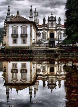 Mateus Palace in Vila Real