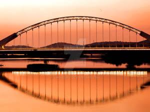 Calatrava's bridge in Merida