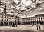 Leon's Plaza Mayor