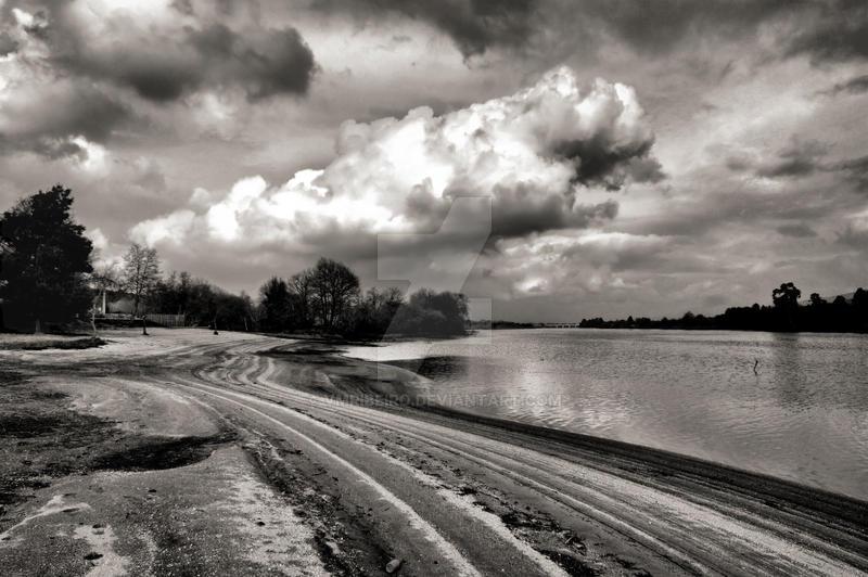 Limia River by vmribeiro