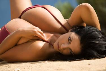 Denise Milani by MagicGrowthHormone