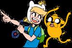 Adventure Timeee by Pixeloke