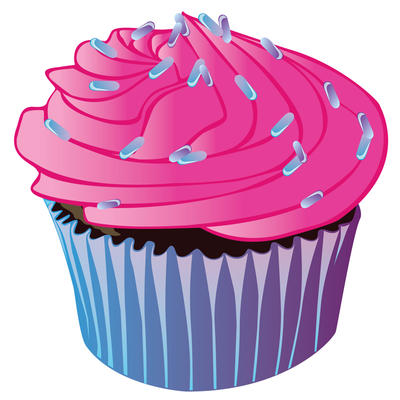 Cupcake Vector Art : Cupcake Artwork Vector Auto Design Tech